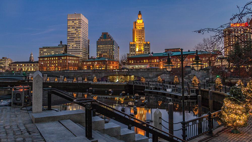 Exploring a Revitalized, Vibrant Providence, Rhode Island