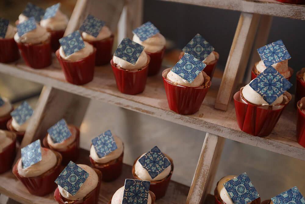 EduCon cupcakes